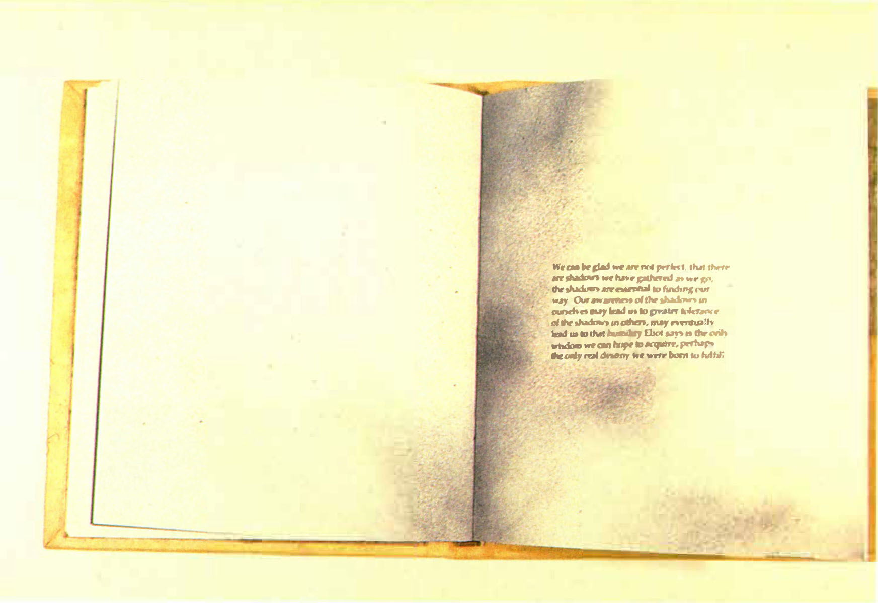 ©1995, Starla Stensaas, White Out