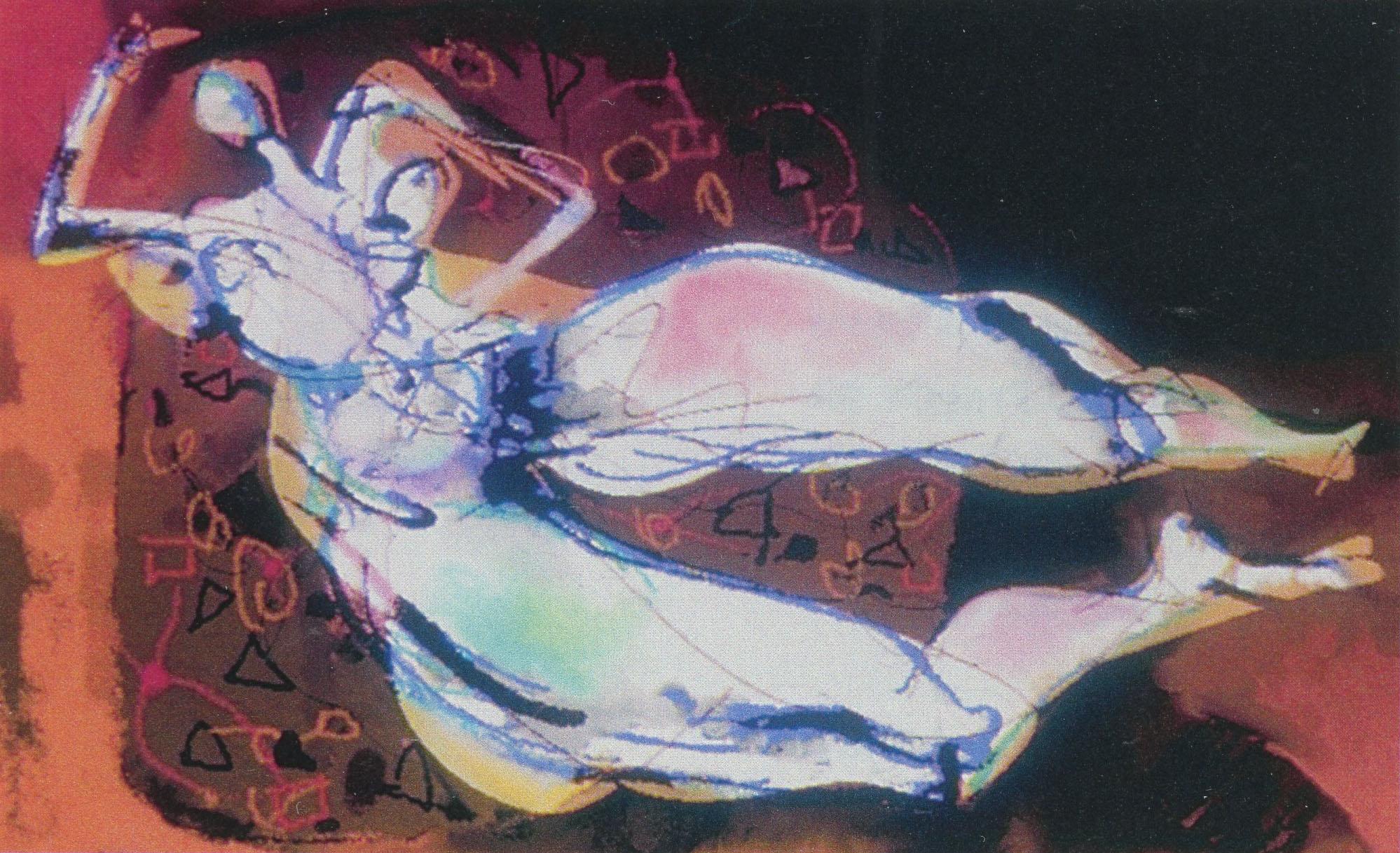 ©1994, Toshihiro Anzai, RENGA