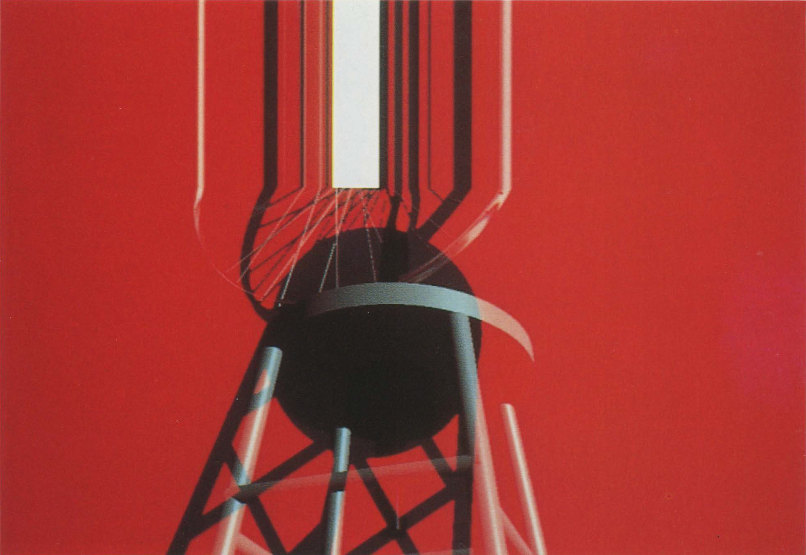 ©1989, Uri Dothan, Abstract Matters