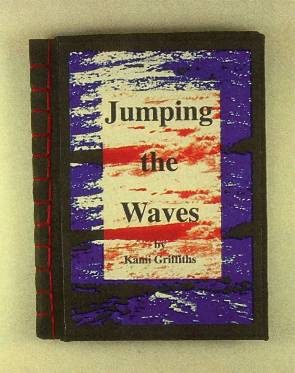 ©1995, Kami Griffiths, Jumping the Waves