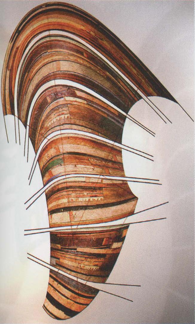 ©, Mark Millstein, Kite Form: Laminate