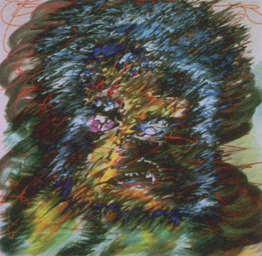 ©1997, Corinne Whitaker, A Bear of a Man