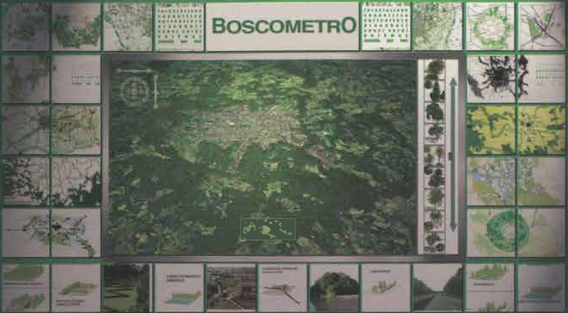 ©2007, Chiara Boeri, Boscometro More Than a Green Belt for a City