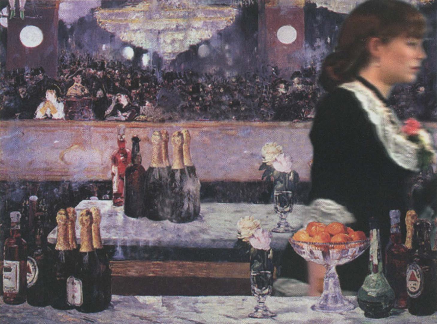 ©2007, Shawn Lawson and Wafaa Bilal, A Bar at the Folies Bergère