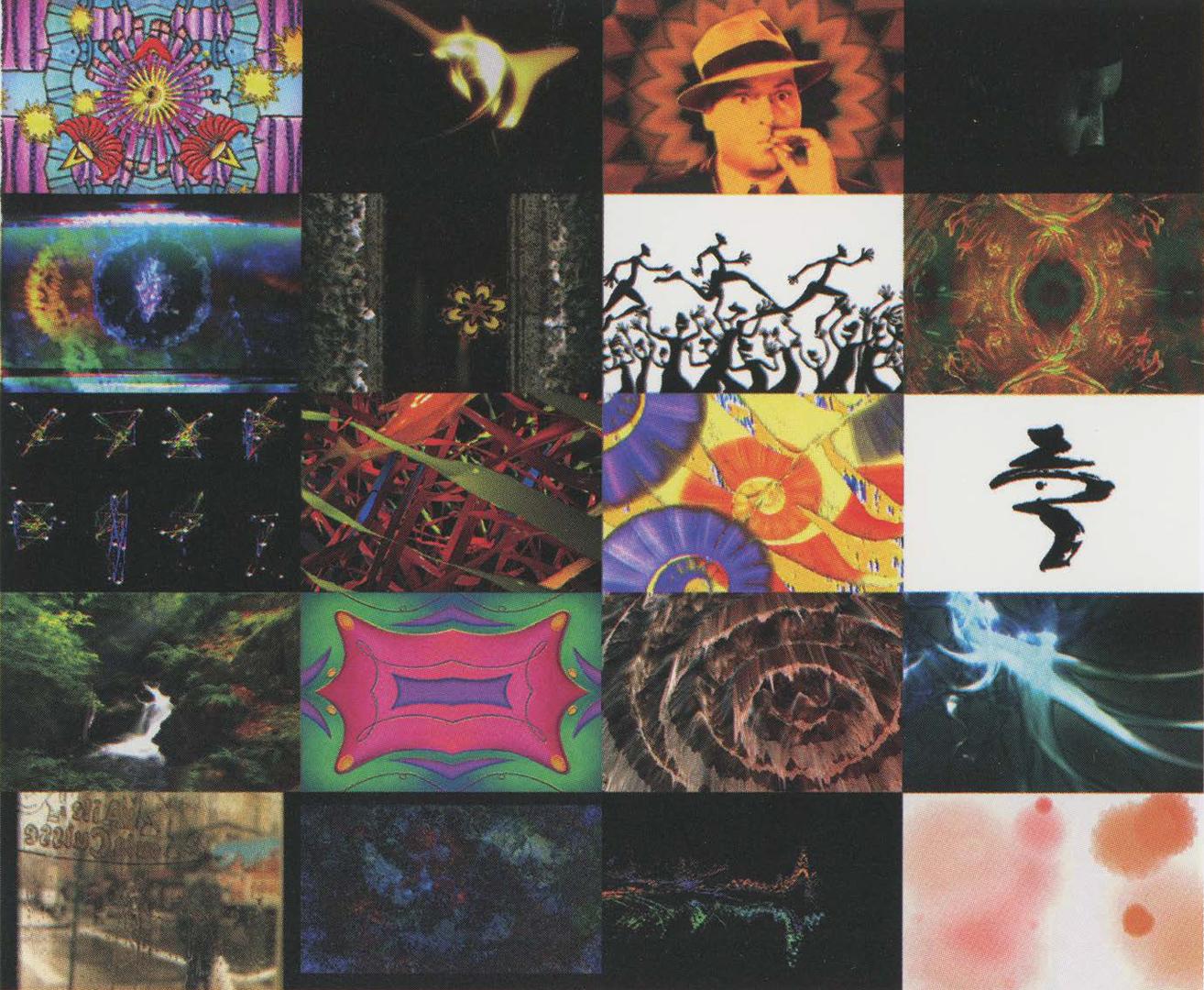 ©2007, Dennis H. Miller, 2007 Northeastern University Visual Music Marathon