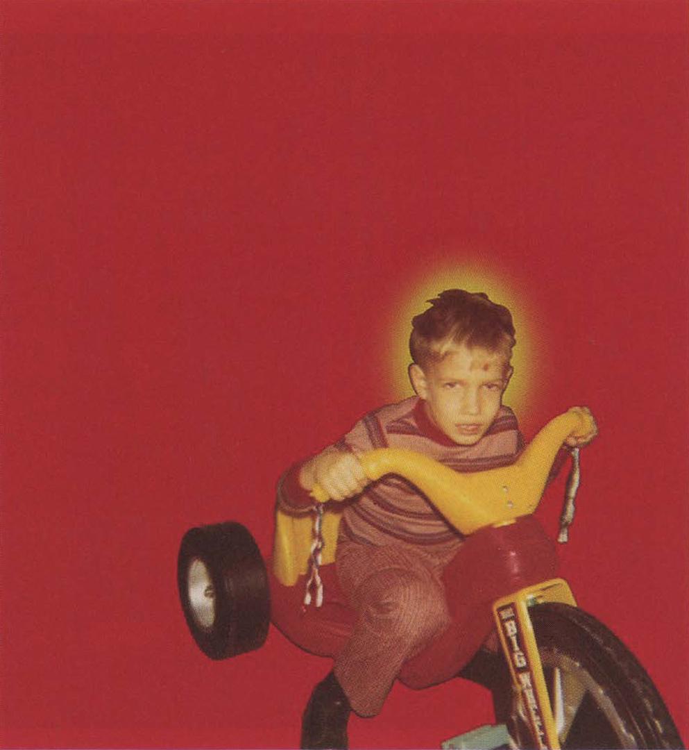 ©2004, Fred Fleisher, Golden Child #3