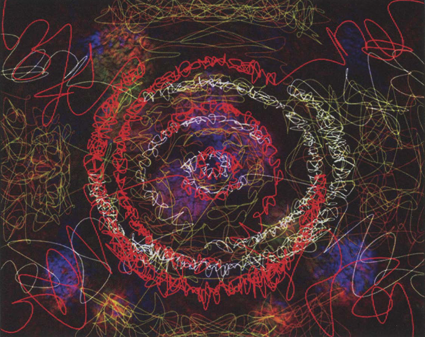 ©2004, Vivek Patel, Superimposing Fo  Upon Chaos