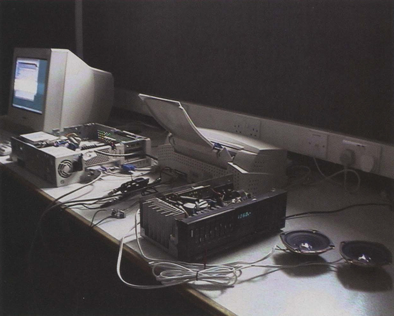 ©2004, Eva Verhoeven, Audio Printer