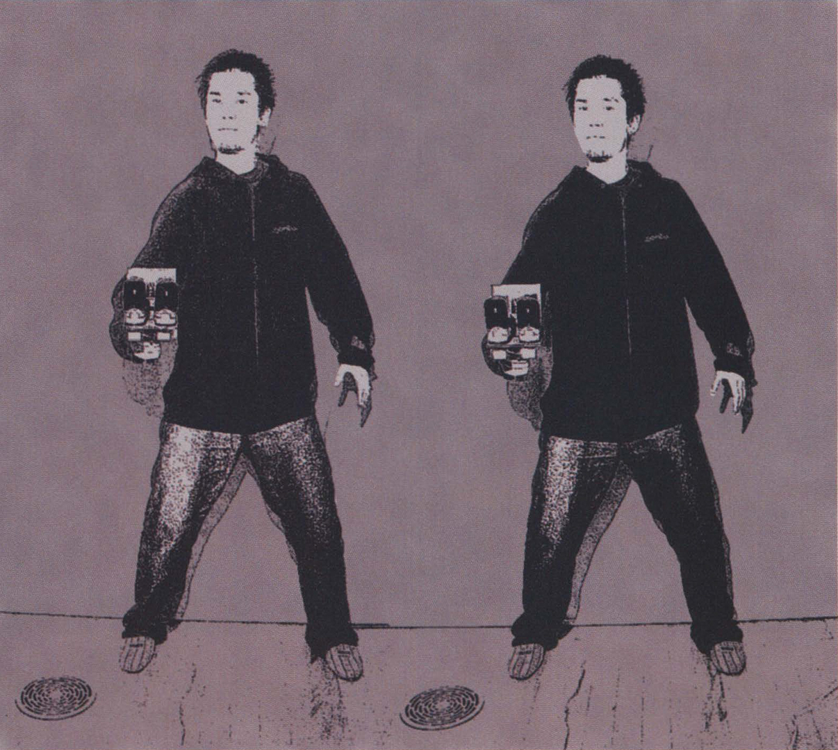 ©2005, Yuta Nakayama, 3D Muscle