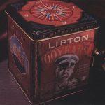 Lipton 100th Anniversary Tea Tin
