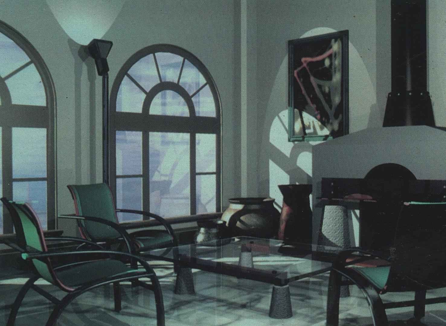 ©, Zero One, Loft Design