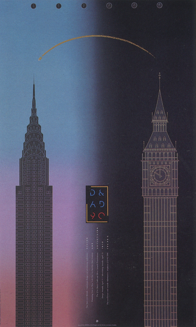 ©, Pentagram, Design and Advertising into the 90s
