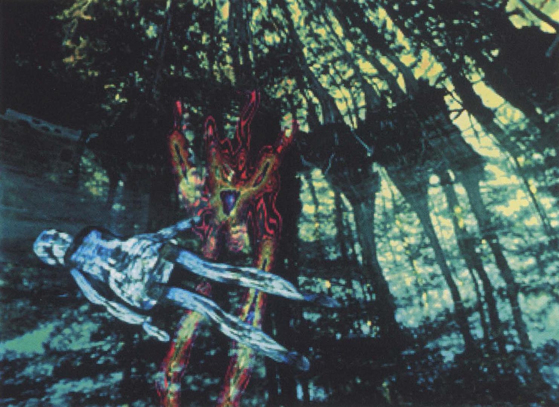 ©2003, Paras Kaul, Alien Encounter
