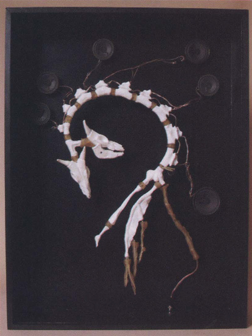 ©2002, Ellen Wetmore, Bicephalous Intonare