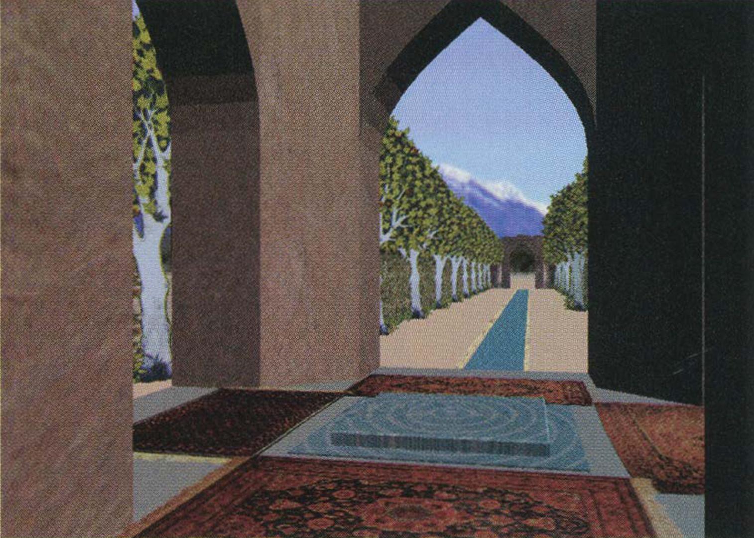 ©2001, Tamiko Thiel, Beyond Manzanar