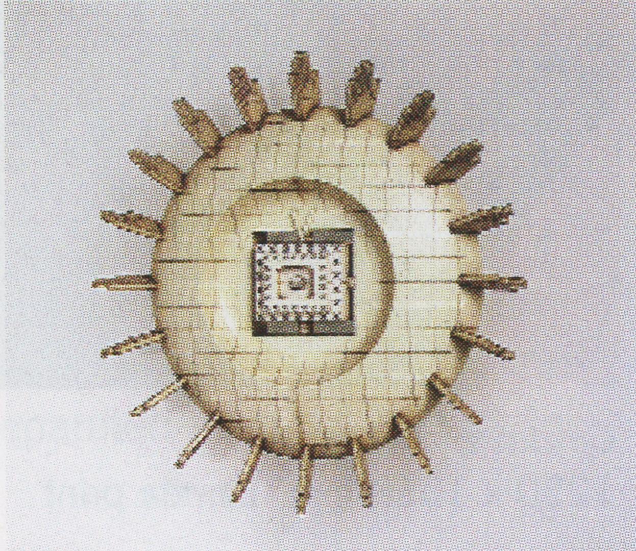 ©2002, Brit Bunkley, Rapid Prototype Sculptures