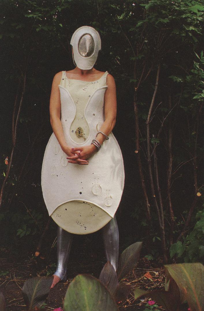 ©2008, Joanna Berzowska and Di Mainstone, SKORPIONS: Kinetic Electronic Garments