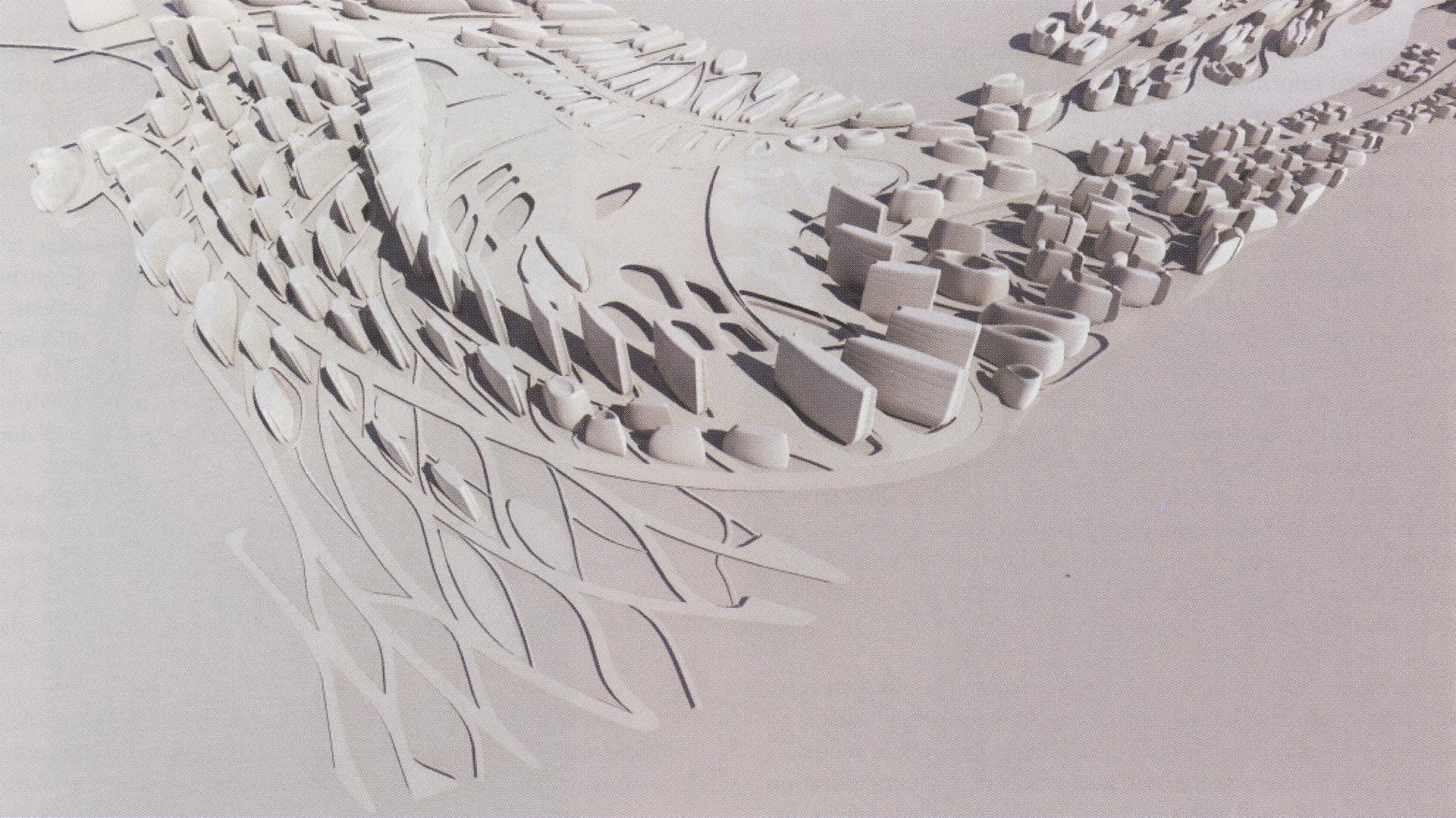 ©2008, Nils Fischer, Parametric Urbanism, Procedural Complexity