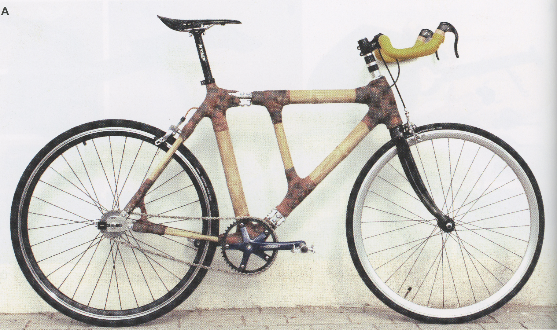 ©2015, Atar Brosh, Bicycle Frame Domestic Fabrication