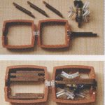 Folding Musical Instruments