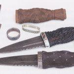 The Celtic Knife Design Using CNC Techniques