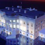 3-D Whitehouse