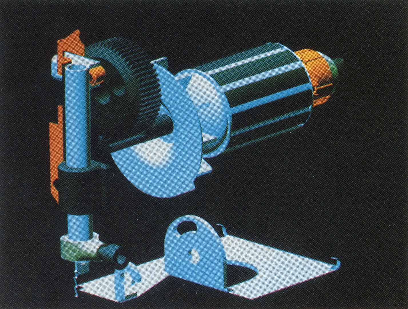 ©, Computervision Corporation, Sabre Saw
