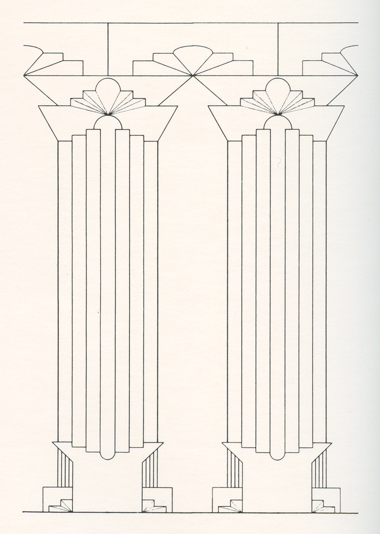 ©, Charles Jencks and John Heile, London Column