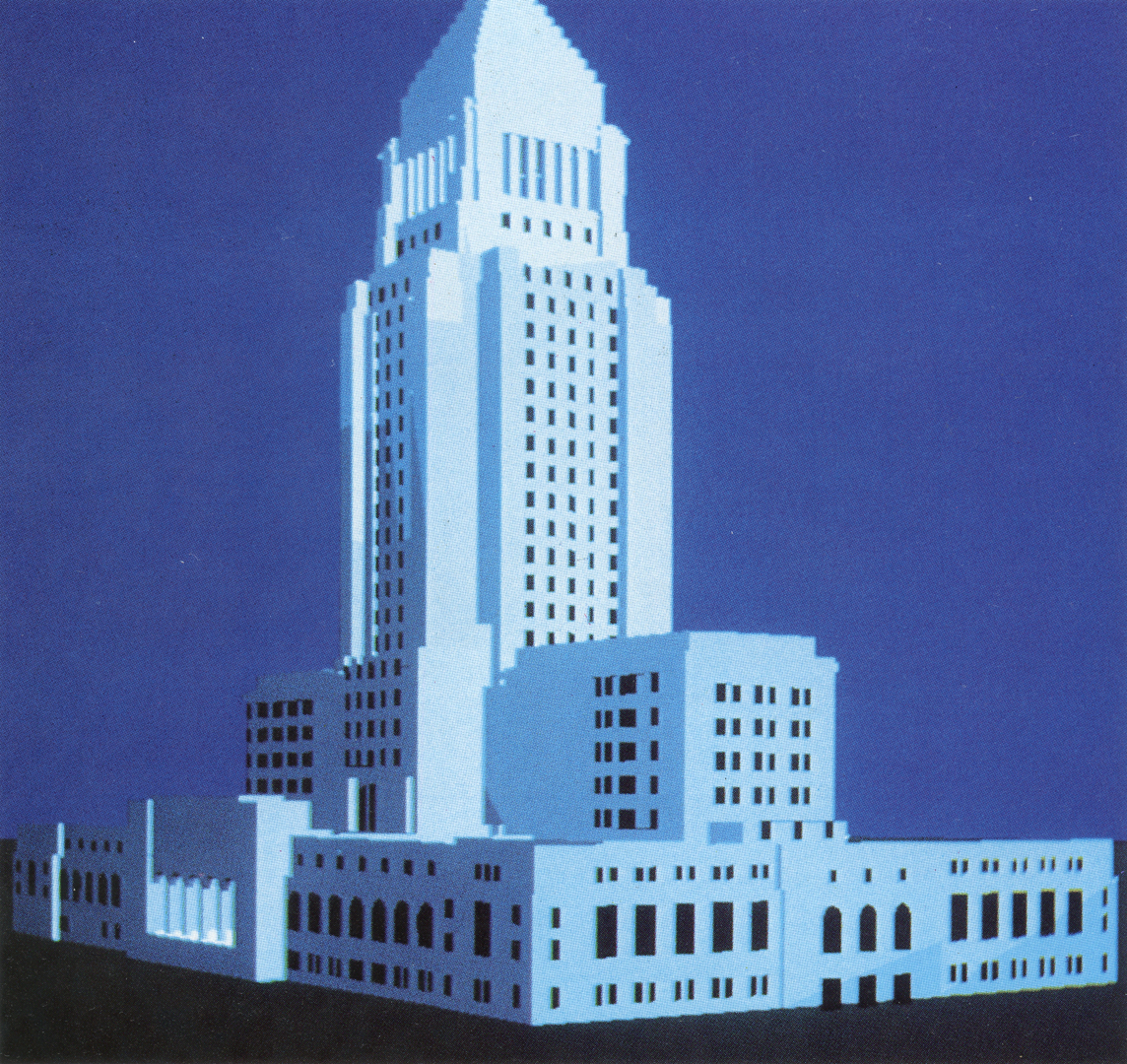 ©, Albert C. Martin, Los Angeles City Hall