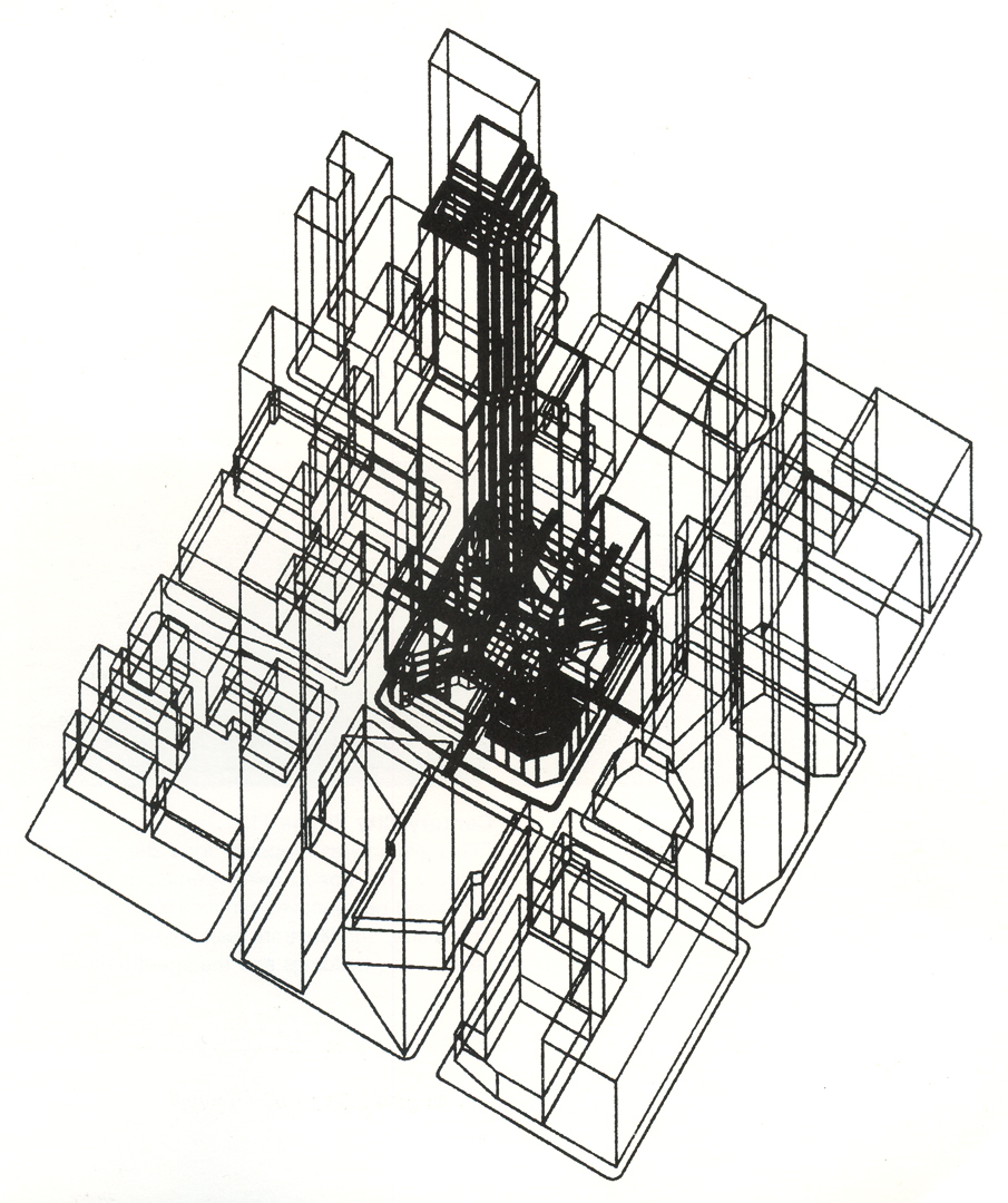 ©, Skidmore, Owings and Merrill, Composition Perspectives