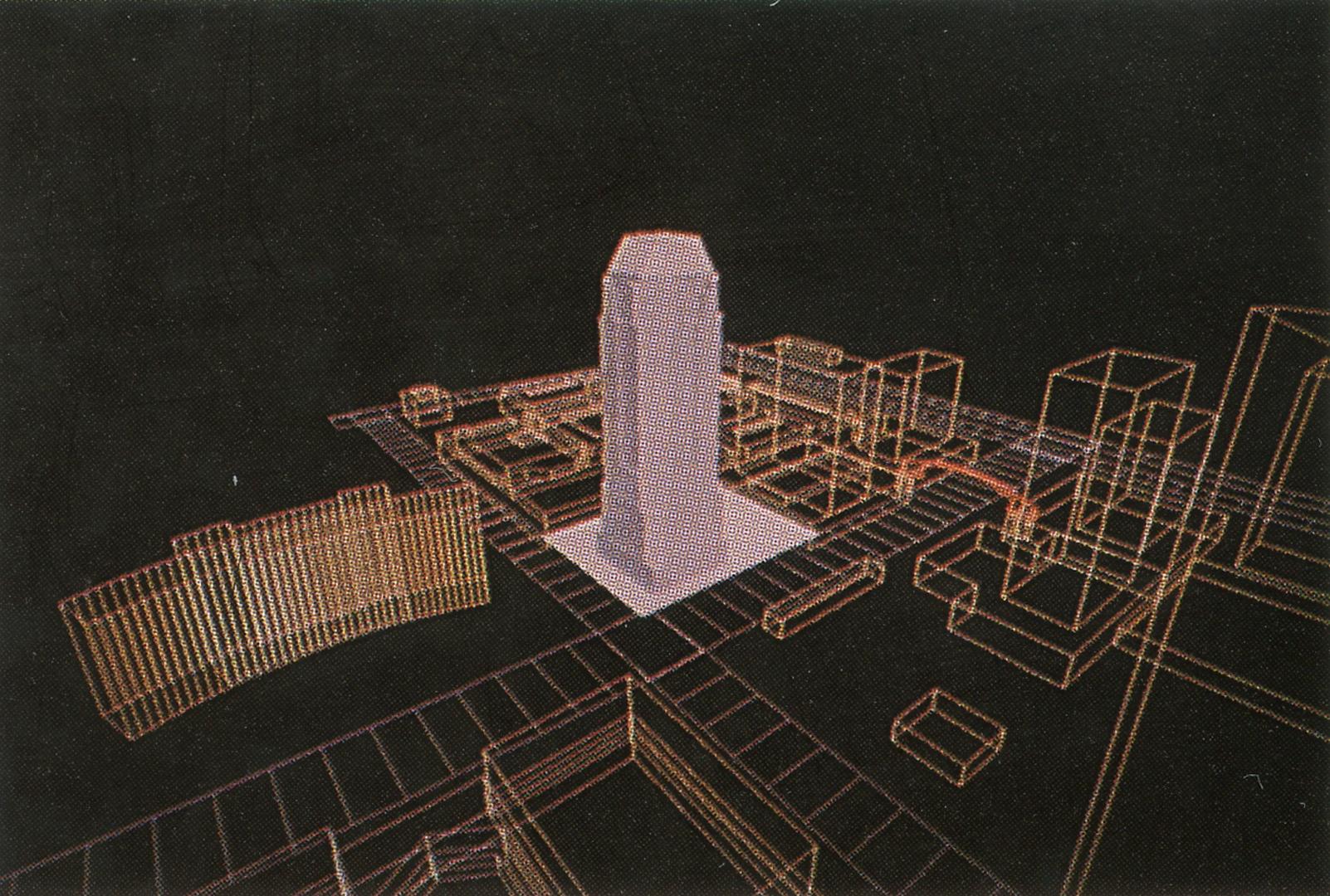 ©, Welton Beckett Associates, Century City