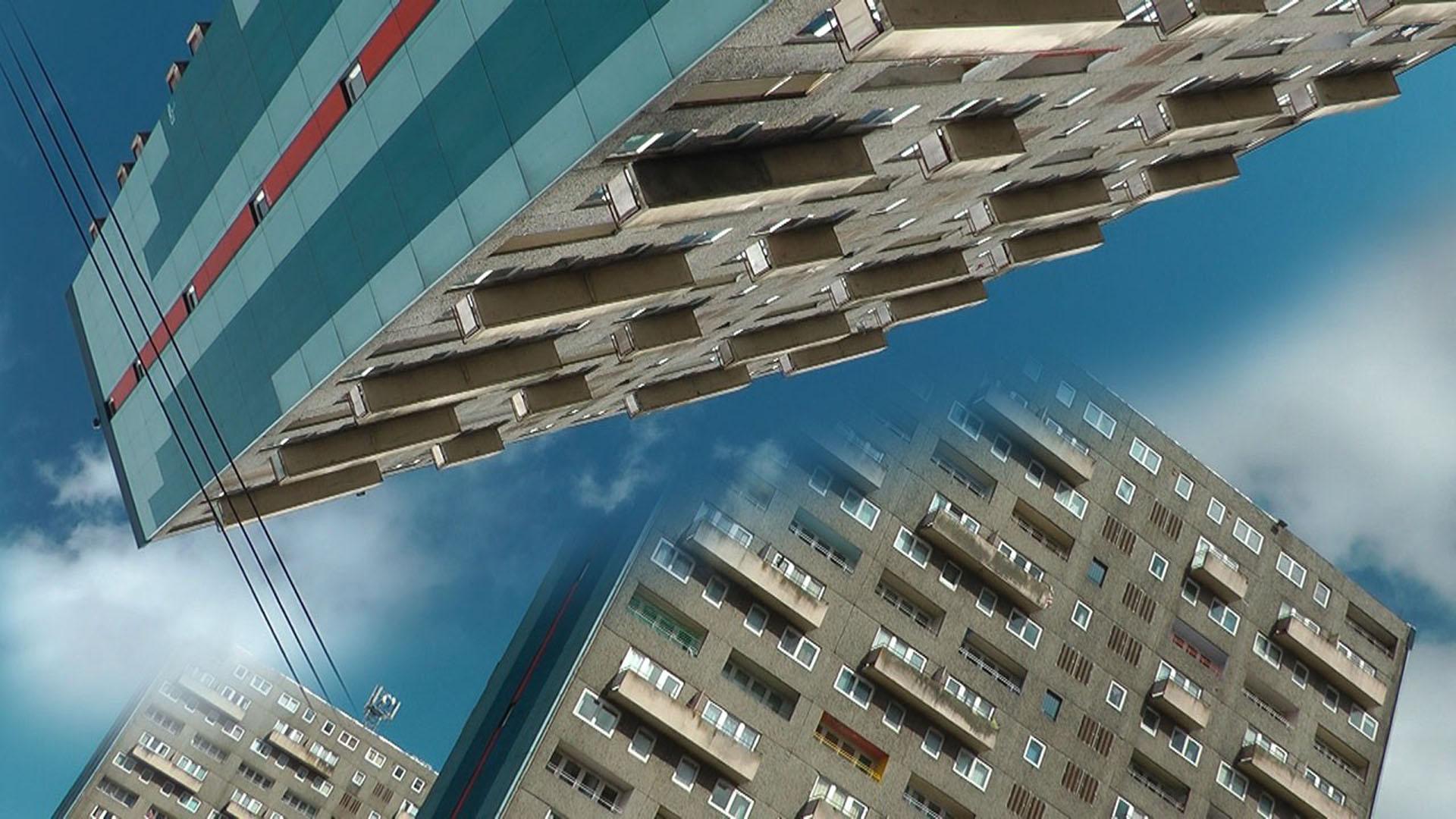 ©2013-2014, Myriam Thyes, Apotheosis of Glasgow High-rises