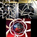 Three Dimensional Anamorphoses