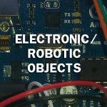 Electronic Robotic Objects