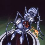 Robot Ant with Ipso