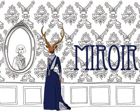 ©, Karleen Groupierre, Adrien Mazaud, and Sophie Daste, Miroir/Mirror