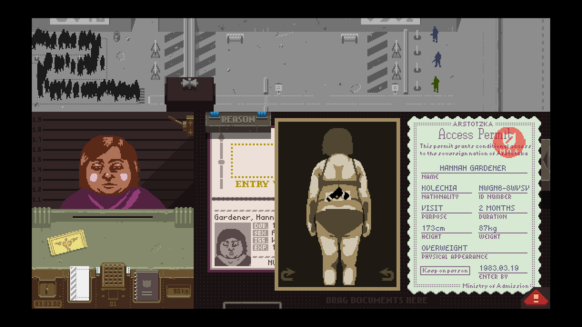 ©, 3909 LLC, Papers Please