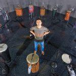 Telematic Drum Circle