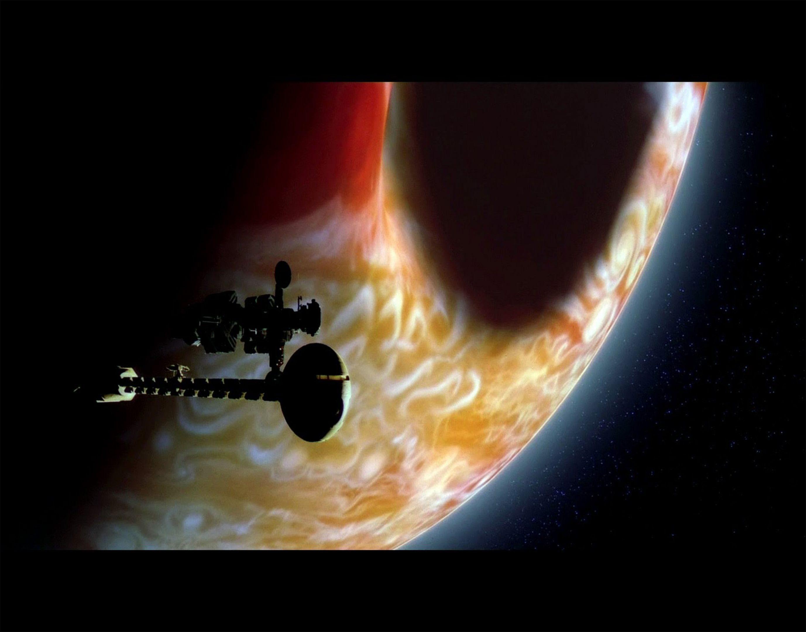 ©1984, Digital Productions, Inc., 2010: Jupiter Sequence