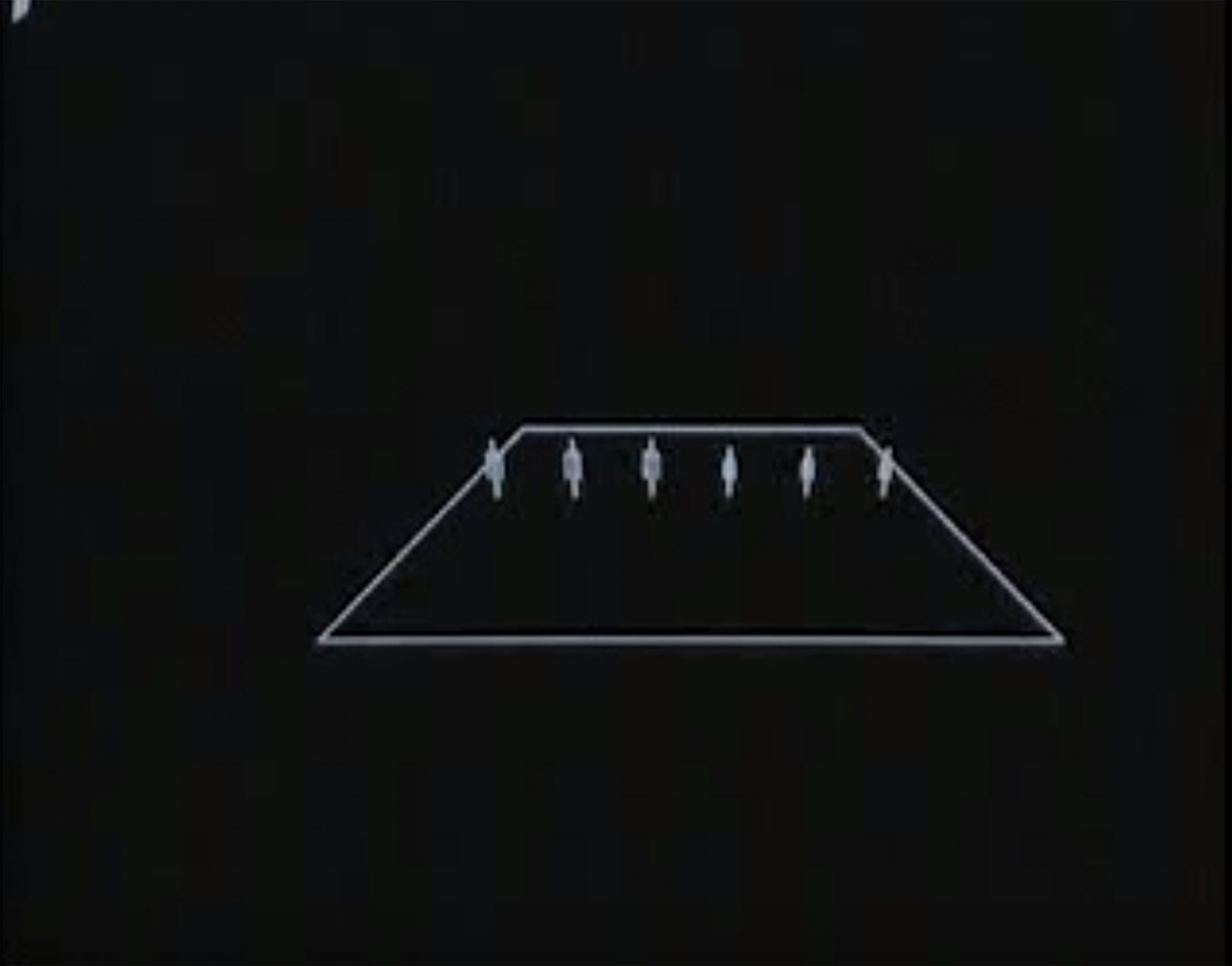 ©1964, A. Michael Noll, A Computer Generated Ballet