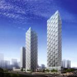 New Songdo Towers