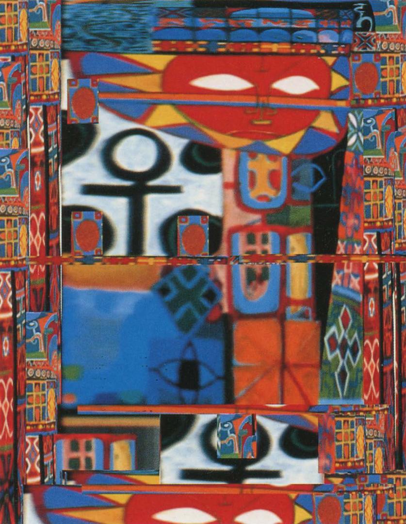 ©1990, Acha Debela, A Song for Africa