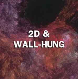 2D & Wall-Hung