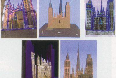 1996 Levin Debevec Rouen Revisited