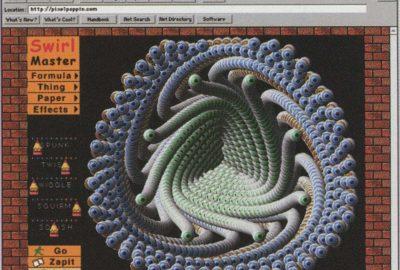 1998 Hickman Pixel poppin' Dot Com