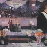 A Bar at the Folies Bergère