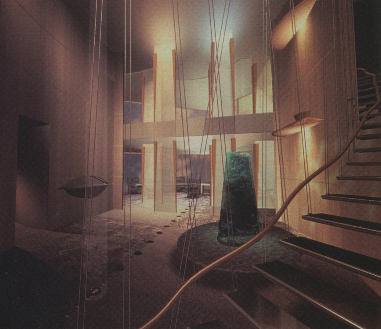 ©, Design Vision Inc., BCE Place Office Interior