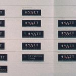 Hyatt Hotels Corporate Identity Program