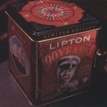 Lipton 100th Anniversary Tea Tin