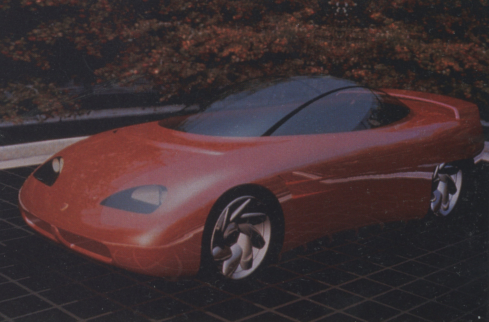©, Evans & Sutherland Computer Corp., Sports Car